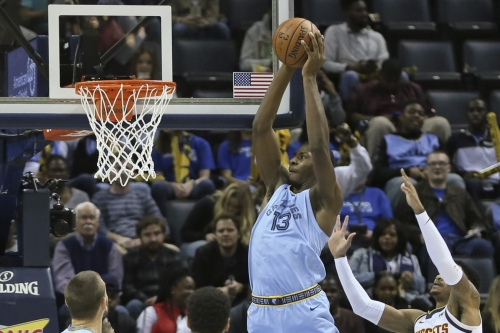 Grizzlies Get back on Track with Win over the Nuggets 89-87