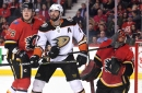 Ducks vs Flames Gamethread: Hiller Night in Anaheim