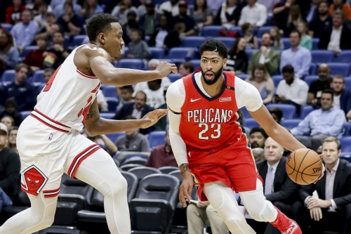 Bulls' 4th-quarter rally falls short in 107-98 loss to Pelicans