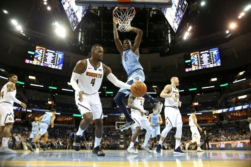 Memphis Grizzlies beat Denver Nuggets in thriller