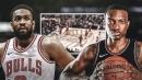 Video: Bulls' Jabari Parker blames Wendell Carter Jr. for his horrible lob pass