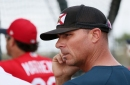 Ankiel hits a bump in his comeback effort