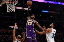 Lakers go down to the wire again, hold off Timberwolves