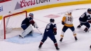 Colton Sissons beats buzzer for hat trick against Avalanche