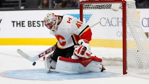 Takeaways: Mike Smith's struggles becoming all too common for Flames