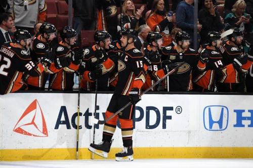 PODCAST: Ducks vs. Flames, Ryan Getzlaf Delivers, New Defense Pairings