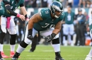 The Linc - Brandon Brooks currently owns the longest NFL streak without giving up a sack