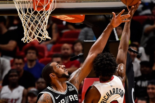 Another game, another failed Spurs' comeback — this time to the Heat in Miami