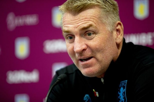 Watch Dean Smith's press conference live ahead of Derby County clash