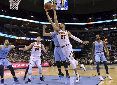 """Nuggets teammates after Grizzlies loss: Nikola Jokic """"has to take the initiative"""""""