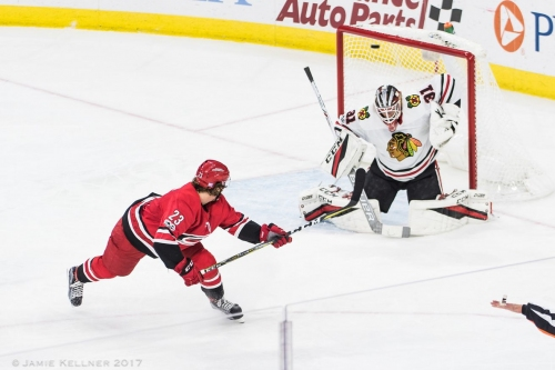 Canes at Blackhawks: Preview and Storm Advisory