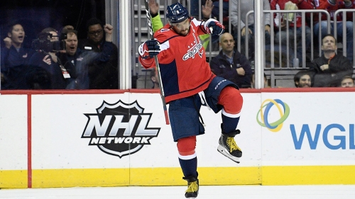 3 things we learned in the NHL: Ovechkin passes Dionne, Sissons soars