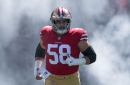 """Podcast: Moving on from Weston Richburg """"probably the right move"""" for Giants"""