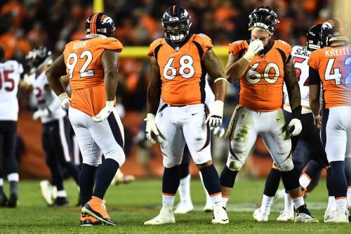 Broncos vs. Texans snap count review