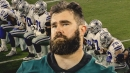 Eagles' Jason Kelce slams Cowboys, never appreciated what they stand for