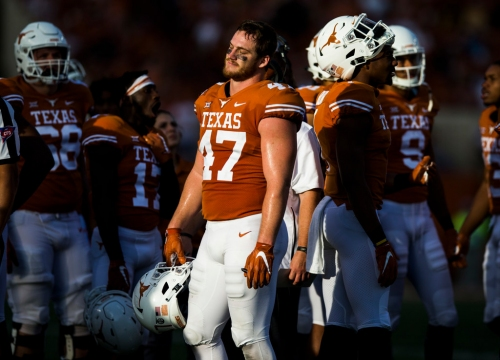 Longhorns' perception is at stake as Texas heads to Lubbock for clash with Texas Tech