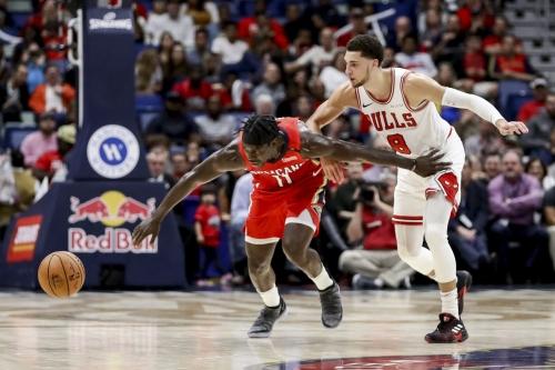 Bulls vs. Pelicans game notes: when having 20-point scorers isn't enough