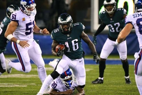 Finding the Eagles' best option at punt returner