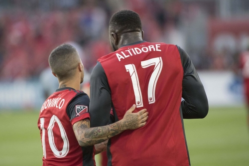 How will wingers fit into Toronto FC's attack?