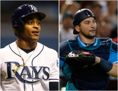 Rays get their catcher, acquiring Mike Zunino from Mariners for Mallex Smith in 5-player deal