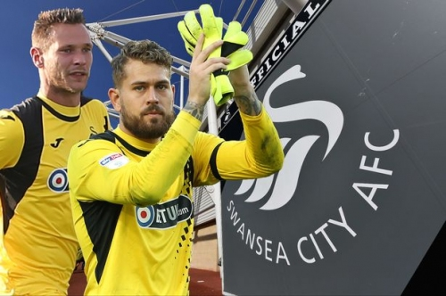 Graham Potter reveals reasons for Swansea City goalkeeper change as he makes frank admission over situation