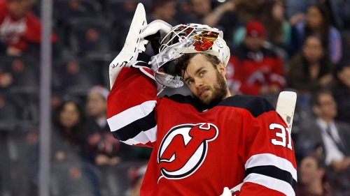 Devils place netminder Eddie Lack on waivers