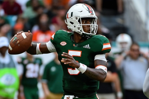 Miami Hurricanes announce N'Kosi Perry as Starting QB, again