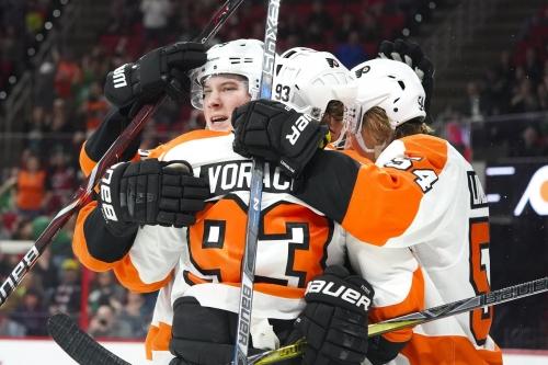 Flyperbole: Nolan Patrick and Oskar Lindblom are pretty good at hockey