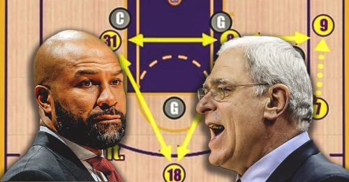 Derek Fisher says he didn't know running the triangle offense was mandatory for Phil Jackson
