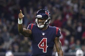 Texans shake off terrible start with 6-game winning streak