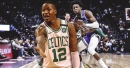 Celtics' Terry Rozier denies being unhappy with playing time