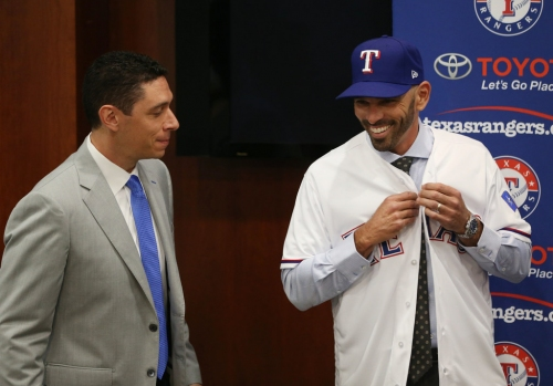 The Rangers are shifting gears as an organization, and what Chris Woodward focuses on first will prove it