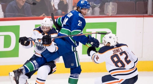 PITB on the Radio: 3 reasons why Loui Eriksson should stay on Elias Pettersson's line