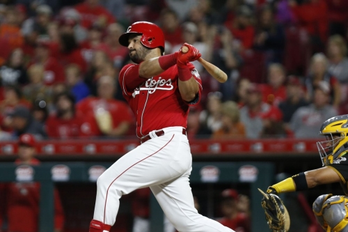 Cincinnati Reds rumors - San Diego Padres interested in Eugenio Suarez