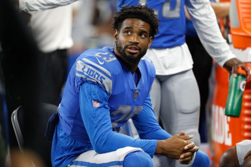 Detroit Lions injury report: Darius Slay, T.J. Lang miss 2nd-straight practice