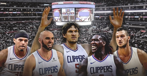The L.A. Clippers are going big as rest of the NBA remains small