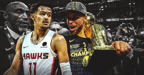 Hawks' Trae Young says Stephen Curry 'has changed the whole league'