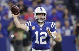 Colts' revamped line studies hard for test against Jaguars
