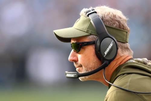 Bucs vs Redskins: Week 10 Thursday Injury Report