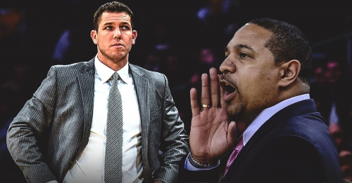 Mark Jackson comments on Lakers' lack of patience with Luke Walton