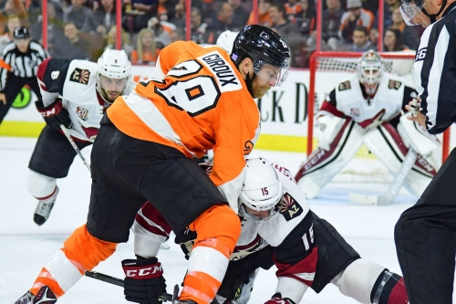 Flyers vs. Coyotes game thread