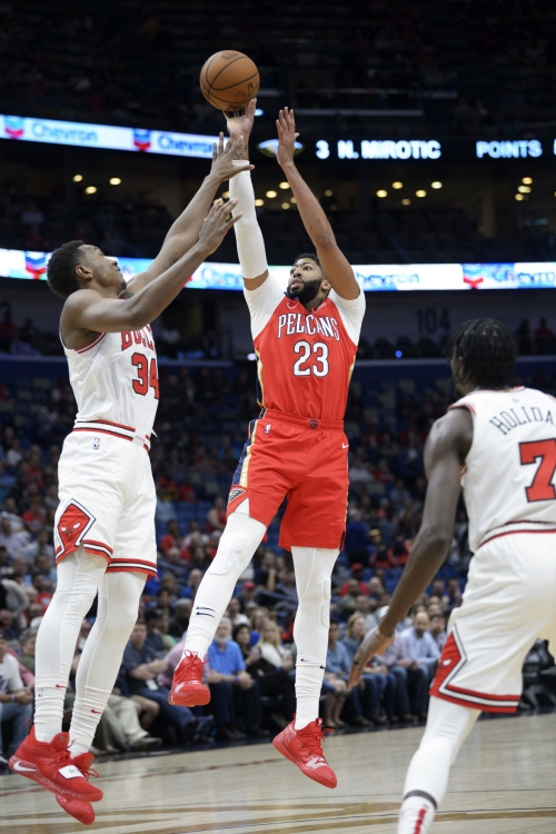 Win over Bulls gives Pelicans much-needed confidence boost