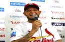 Molina, other big leagues playing games in Japan on MLB Network