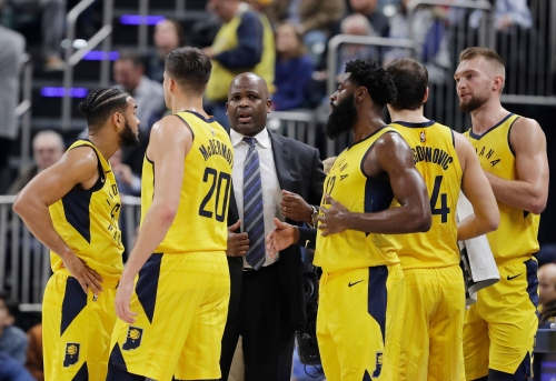 A closer look at a faltering Pacers offense