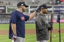 Boston Red Sox' Mookie Betts, J.D. Martinez win Silver Slugger awards