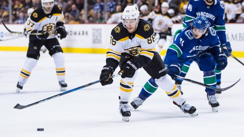 NHL Live Tracker: Canucks vs. Bruins