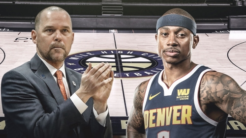 Nuggets news: Denver unveils new court for City Edition jersey night