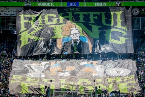 Sounders vs Timbers: Gamethread and updates