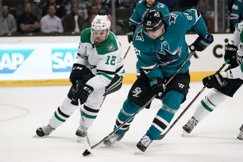 Sharks at Stars: Lines, gamethread, and where to watch