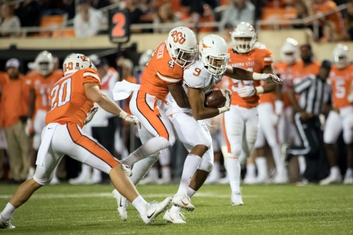 Texas WR Collin Johnson added to Thursday Longhorns injury report